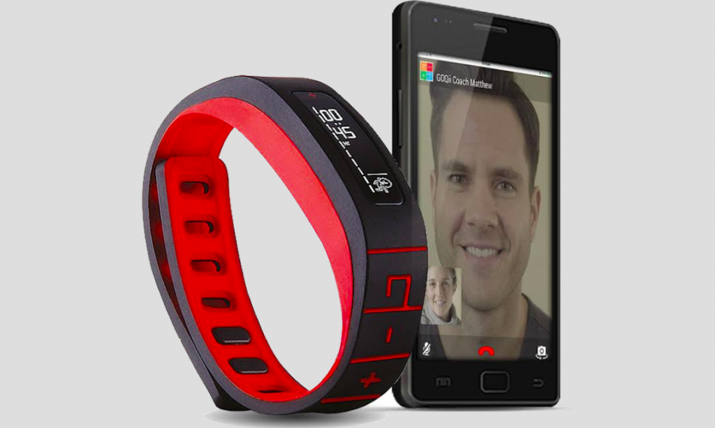 Best Fitness Bands-GoQii Life Fitness Band