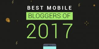 Best Mobile Bloggers of 2017