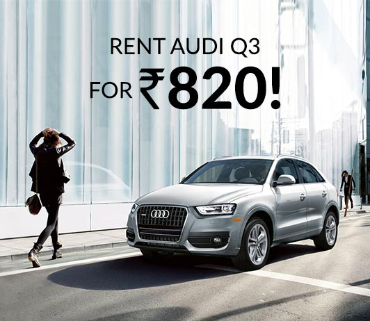Rent Audi Q For Rs Only Fuel Cost Included CashKaro Blog - Cheapest audi car