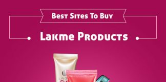 7 Best Sites To Buy Lakme Products