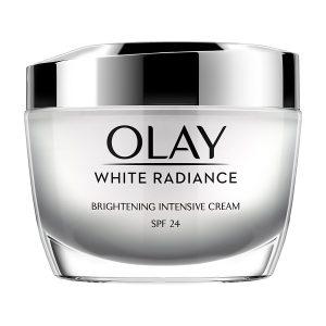 Best Fairness Cream in India - Olay White Radiance Brightening Intensive Cream Moisturizer