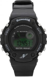 Sonata NG7982PP03J Men's Digital Watch