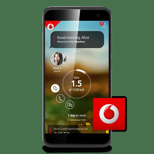 Know Your Vodafone Number With The Vodafone App -वोडाफोन ऐप से खुद का वोडाफोन नंबर कैसे पता करें?