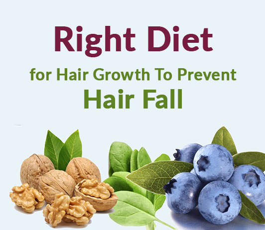 what nutrition for hair loss