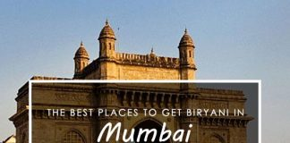 Best Places To Get Biryani In Mumbai