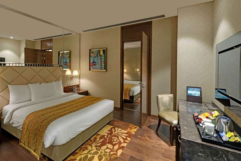 Niranta Airport Transit Hotel & Lounge Terminal 2 Arrivals_image_4