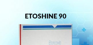 Etoshine 90 MG Tablet: Uses, Dosage, Side Effects, Price, Composition & 20 FAQs