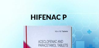 Hifenac P Tablet: Uses, Dosage, Side Effects, Price, Composition & 20 FAQs