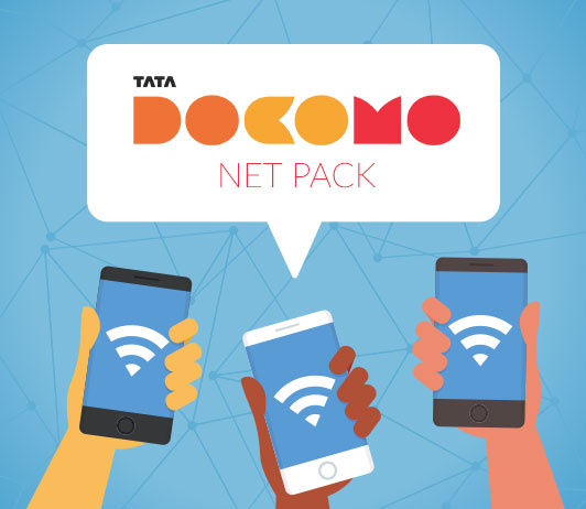 Tata Docomo Net Pack List 2019: New Tata Docomo Internet Plans With Net Recharge Offers & Internet Packages