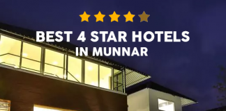 10 Best 4 Star Hotels in Munnar