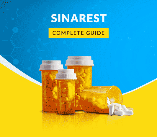 Sinarest Tablet: Uses, Dosage, Side Effects, Price, Composition & 20 FAQs