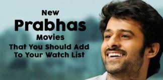 Prabhas Upcoming Movies 2019 List: Best Prabhas New Movies & Next Films