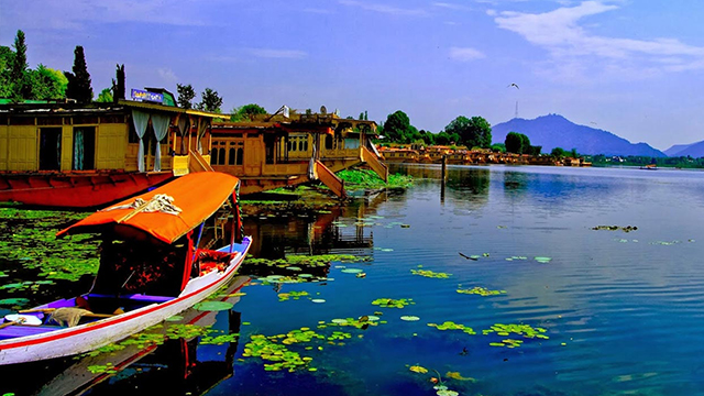 Kashmir - Popular Honeymoon Hill Station