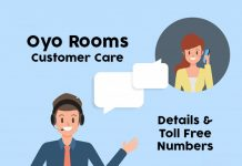 Oyo Rooms Customer Care Numbers: Oyo Rooms Enquiry, Contact & Helpline Number