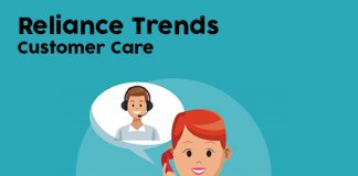 Reliance Trends Customer Care Numbers: Reliance Trends Toll Free Helpline & Complaint No.