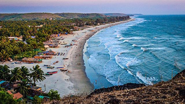 mandarim beach
