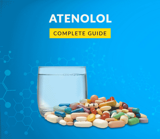 Atenolol: Uses, Dosage, Side Effects, Price, Composition, Precautions & More