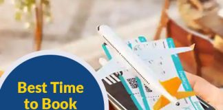 Find Out What Time Flight Tickets Are Cheapest?