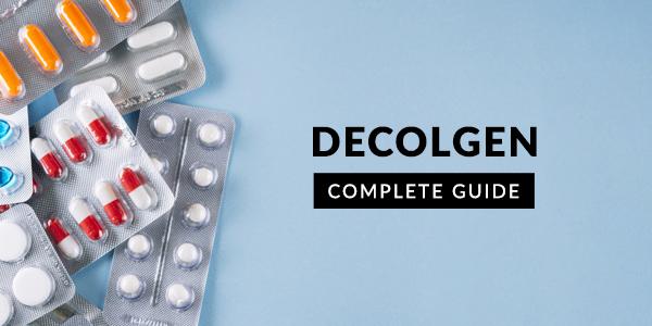 Decolgen: Uses, Dosage, Side Effects, Price, Composition & 20 FAQs