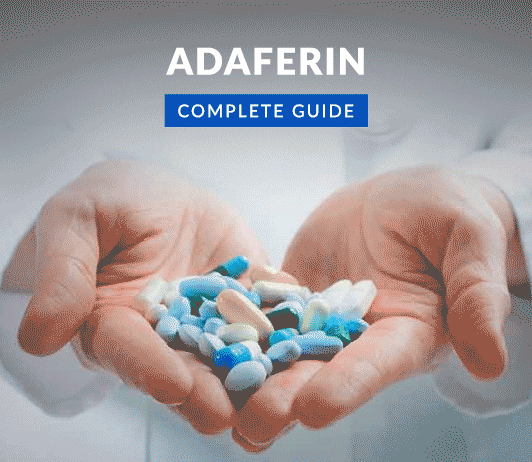 Adaferin: Uses, Dosage, Side Effects, Price, Composition, Precautions & More