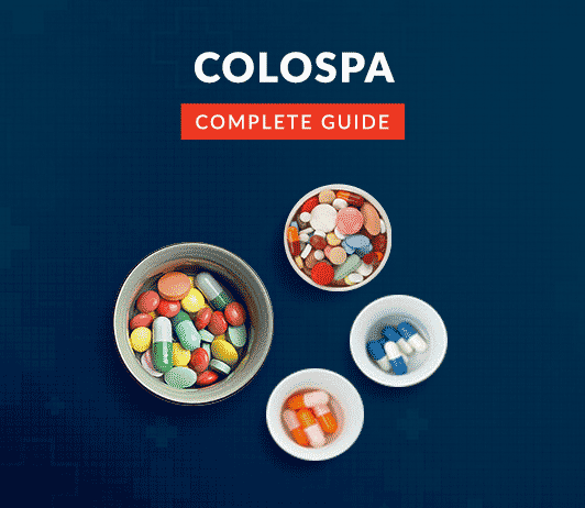 Colospa: Uses, Dosage, Side Effects, Price, Composition, Precautions & More