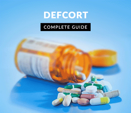 Defcort: Uses, Dosage, Side Effects, Price, Composition, Precautions & More