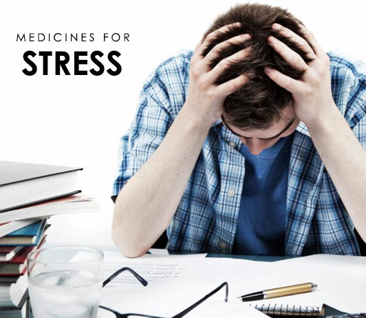 List of 20 Best Medicines for Stress- Composition, Dosage, Popularity & More (2019)