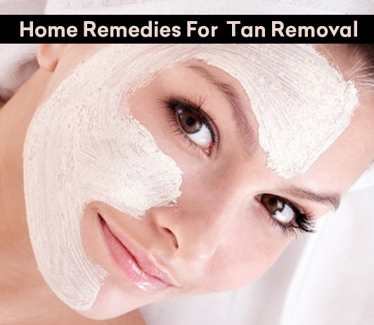 10 Amazing Home Remedies For Tan Removal
