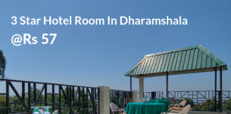 3 Star Hotel Room In Dharamshala