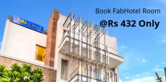 FabHotel Room Offer