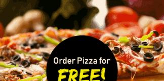 Free Pizza from Mojo Pizza