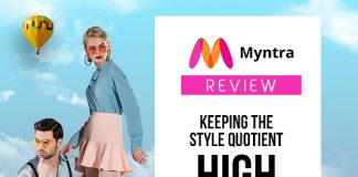 Myntra Review