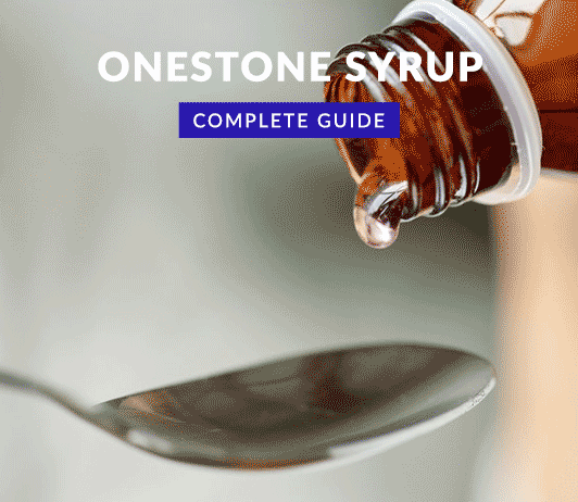 Onestone Syrup : Uses, Dosage, Side Effects, Price, Composition & 20 FAQs
