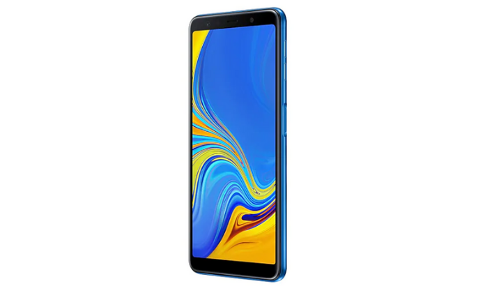 Samsung Galaxy A7 screen resolution