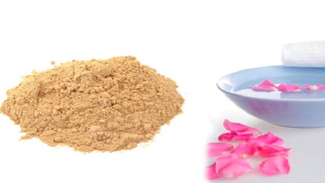 Sandalwood & Rose Water Face Pack