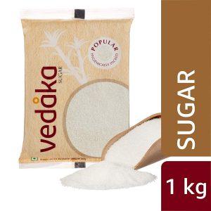 Vedaka Popular Sugar, 1kg