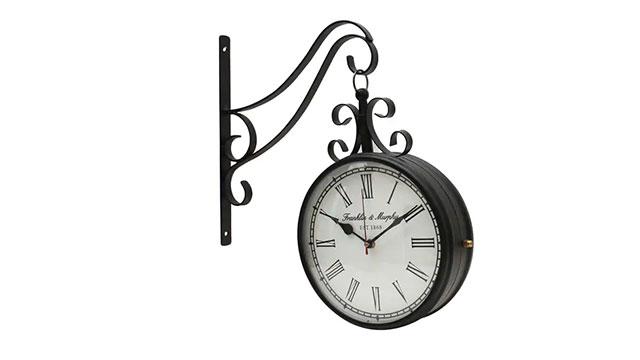 Outdoor Wall Clock