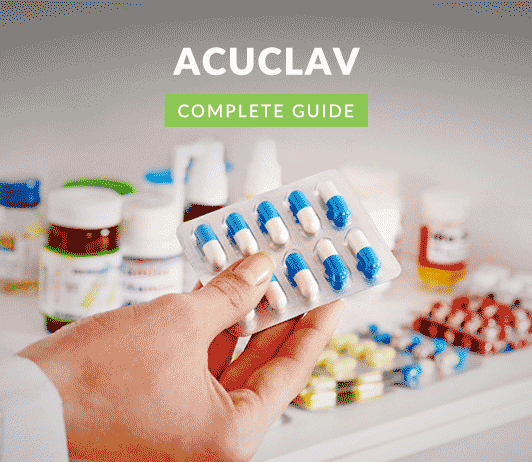 Acuclav: Uses, Dosage, Side Effects, Price, Composition & 20 FAQs