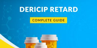 Dericip Retard Tablet: Uses, Dosage, Side Effects, Price, Composition & 20 FAQs