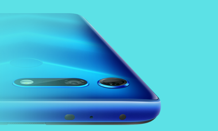 Honor View20 rear camra