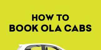 How To Book Ola Cabs?