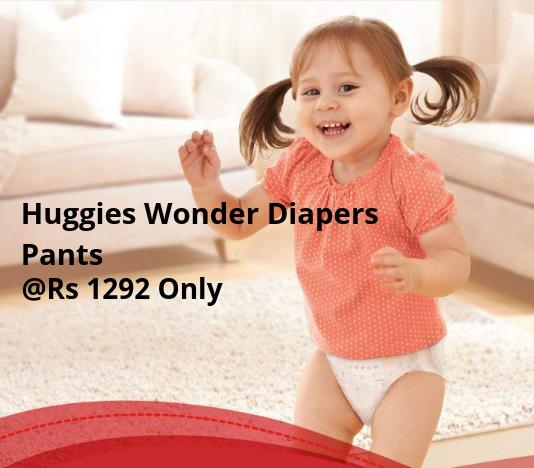 Huggies Wonder Diapers Pants