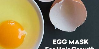 Egg Mask For Hair - Benefits and How to Apply