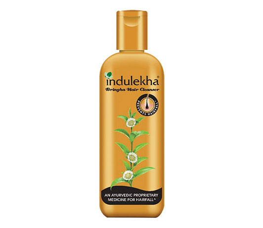 Indulekha-Bringha-Hair-Anti-Hairfall-Shampoo review