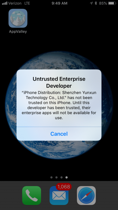 Step 6 iphone