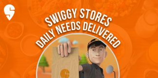 Swiggy Stores: Daily Needs Delivered To Your Doorstep