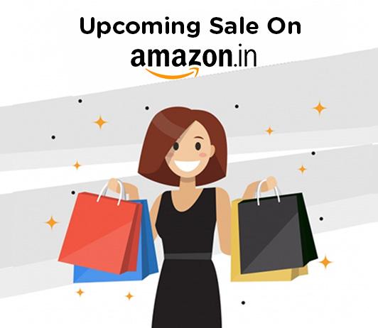 Upcoming Sale On Amazon