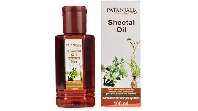 Patanjali Sheetal Oil review