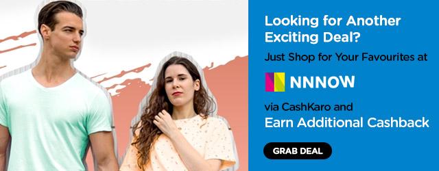 NNNOW offer