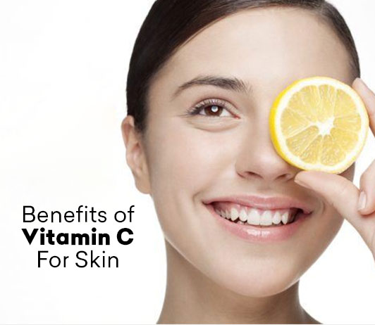 Benefits of Vitamin C for Skin